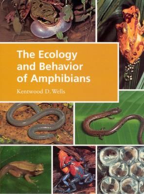 Amphibian Behavior Cover